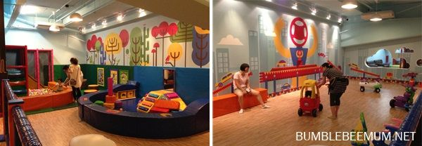 Free singapore indoor playgrounds for babies under 1 - Fidgets world