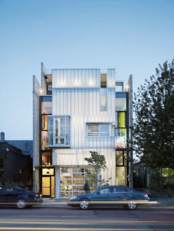 Building 115 — Graham Baba Architects