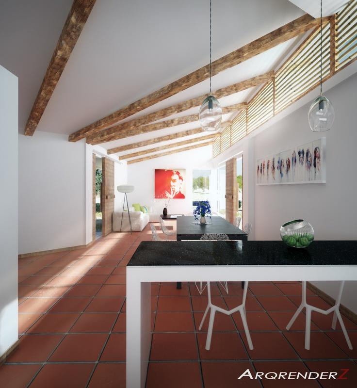 Render Casa Guerrero