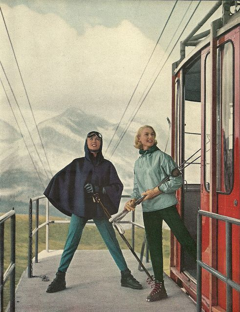 17 Images About 60s Amp 70s Ski Style On Pinterest Ski
