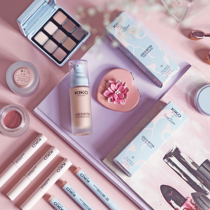 KIKO Milano 20th Anniversary : Less is Better Capsule Collection. - Laura Louise Makeup + Beauty