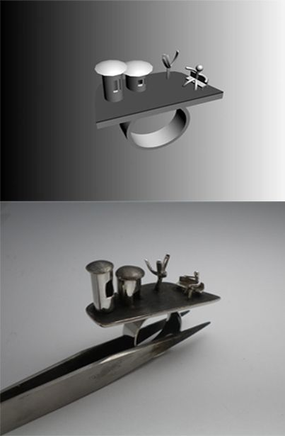 - the creative act - 3d jewelry design and manufacture