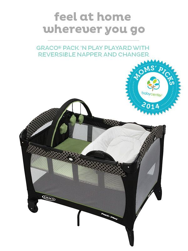 A Babycenter Top Pick The Graco Pack N Play Play Yard Is Perfect