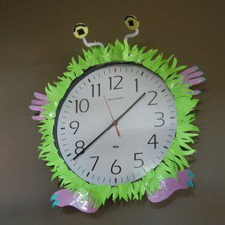 Monster Clock