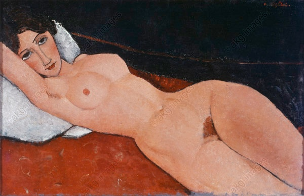 Museo Thyssen-Bornemisza & Fundación Caja Madrid, Madrid   Modigliani and His Times