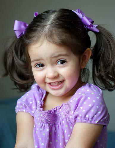 cute little girl...