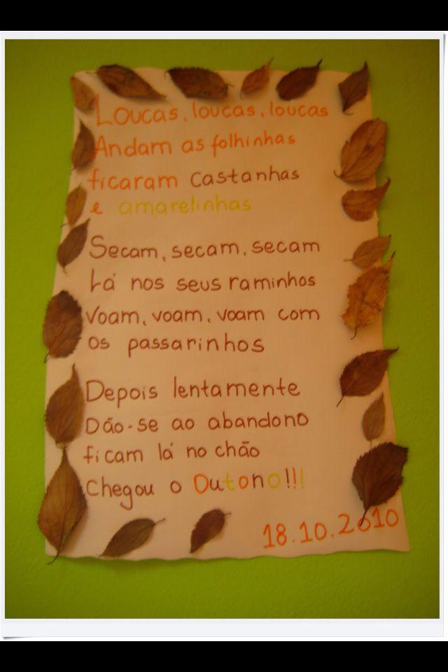 Canção do outono
