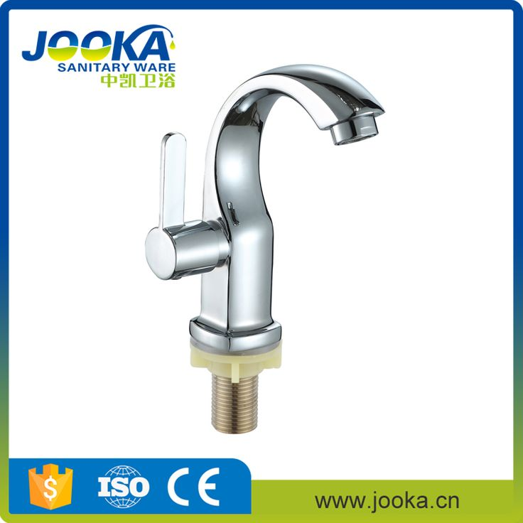 Side open cold water single handle bathroom water taps