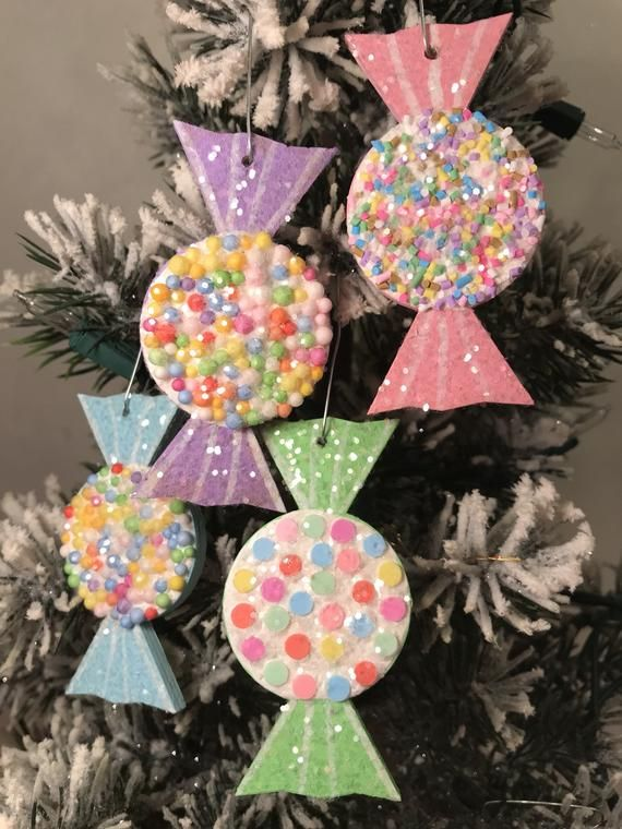 19+ Diy fake candy decorations trends