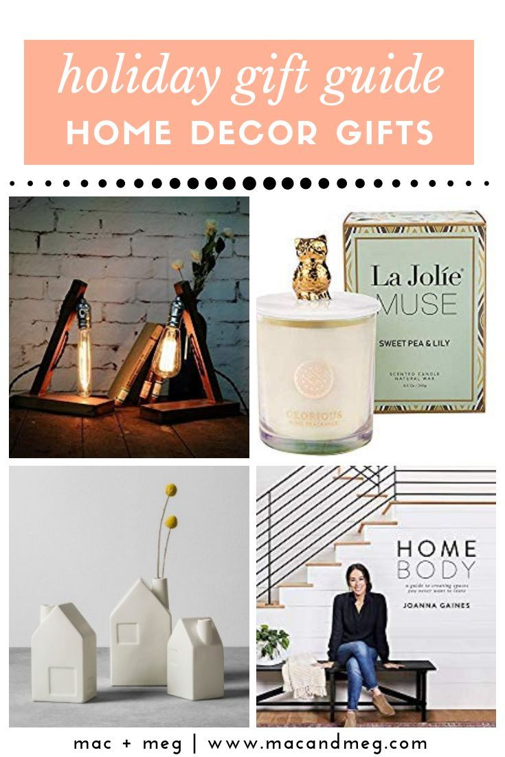 Gift Ideas For Home Design Lovers Holiday Gift Guide Holiday