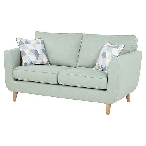 Tesco direct: Sienna Medium 2.5 Seater Sofa, Mint