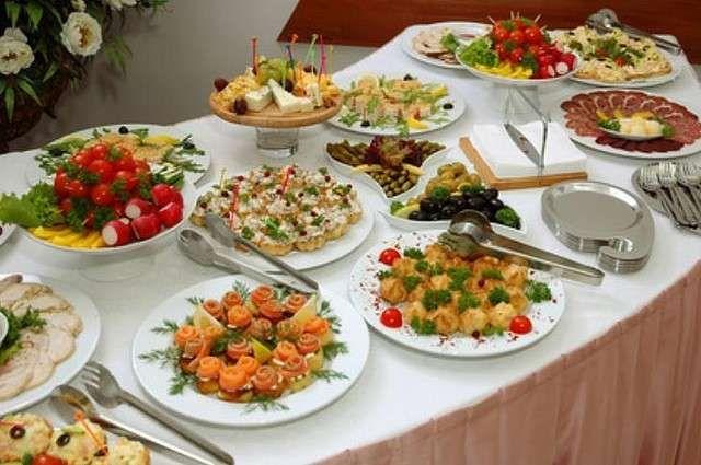 cena a buffet