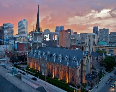 St. Michael, Toronto Canada