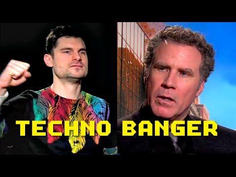 Flula Makes Techno Banger w/ Will Ferrell & Anchorman 2 Cast