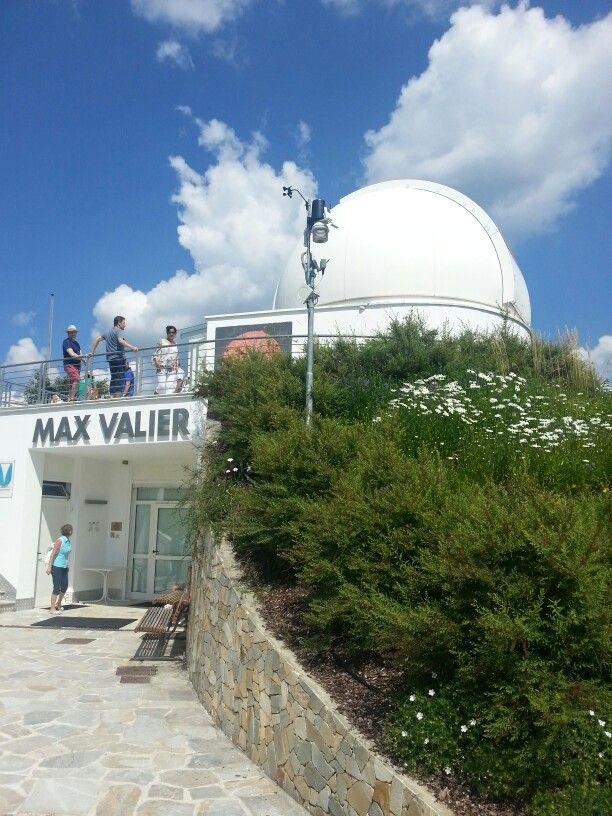 Observatorium Max Valier in Gummer