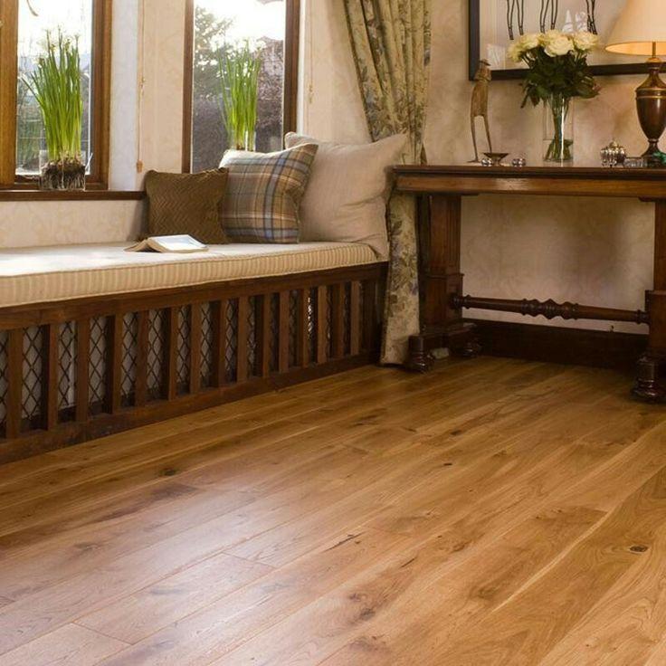 Engineered Wood Floor In Kitchen