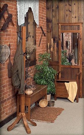 Mission Living Rooms Hearthside Furniture