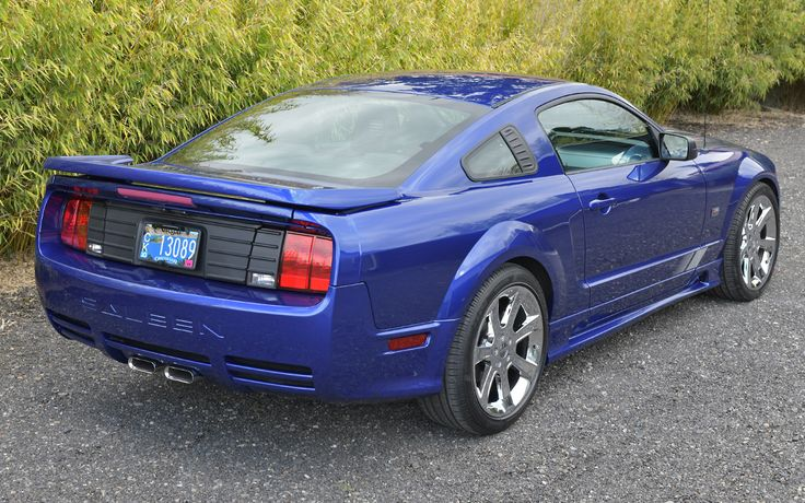 28k Mile 2005 Ford Mustang Saleen S281 Supercharged 2005 Ford Mustang Ford Mustang Saleen Ford Mustang