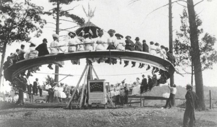 Old Fashioned Merry Go Round