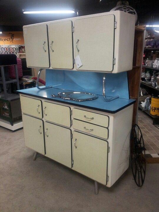 Vintage Kitchen Cabinet