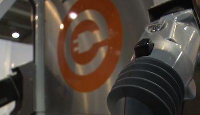 'Coffee&charge 3in1', la stazione di ricarica per veicoli elettrici più efficiente al mondo   Scopritela nel nostro Tg Smart http://ow.ly/q3WRY #Smartenergy