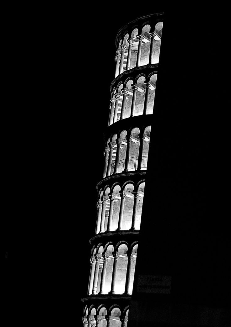 Leaning Tower of Pisa | La Torre di Pisa:  Carla Falconetti | Italy