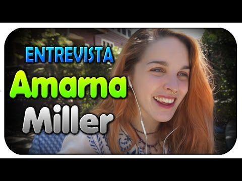 ENTREVISTA A AMARNA MILLER. ACTRIZ PORNO, PRODUCTORA, DIRECTORA Y ESCRITORA. - YouTube