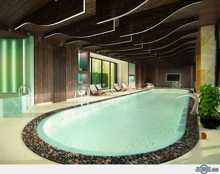 224 Best Images About Indoor Pool Designs On Pinterest