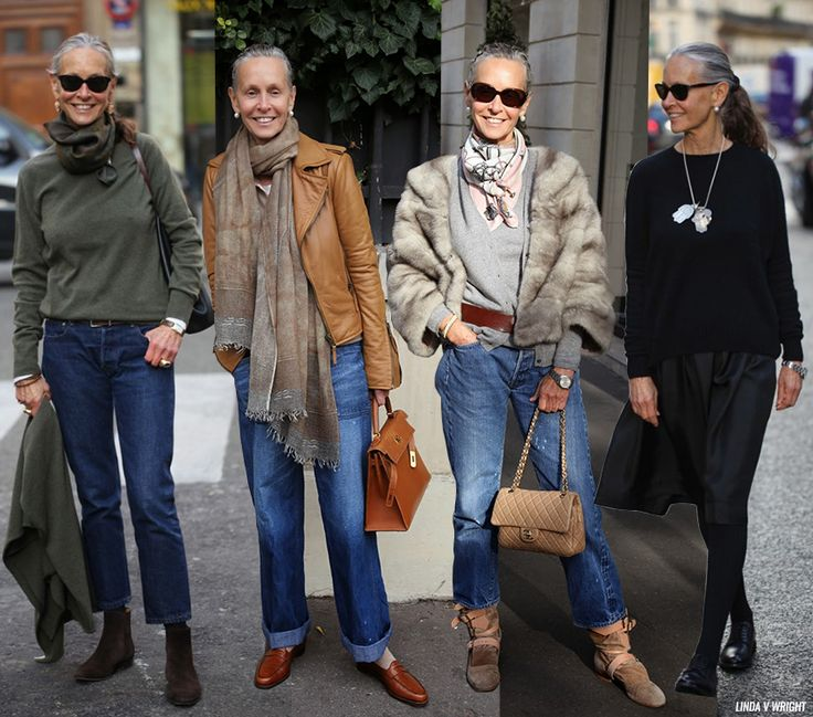 The first woman I admire for her style in 2017 is Linda V Wright. A former model and fashion editor born in Texas who lives in Paris since the 70's. She has two beautiful daughters a nephew and owns her personal store and luxurious cashmere line. And she's a mix of the most perfect French,... Read more »
