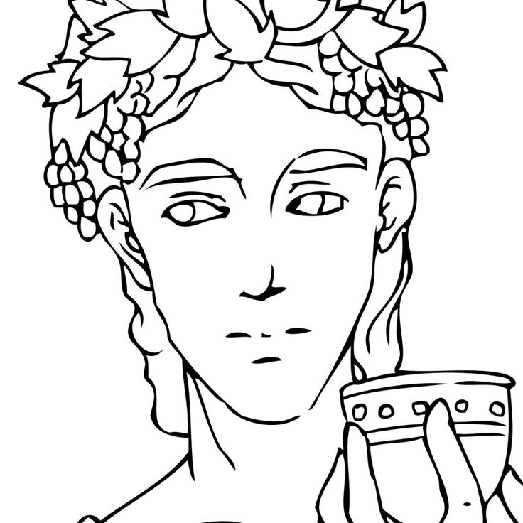 greek architecture coloring pages - photo#25