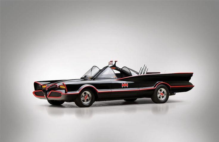 The Original 1966 Chevrolet Batmobile.