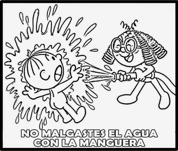 Dibujos Del Cuidado Del Agua Para Colorear El 22 De Marzo Dia Mundial Del Agua Cuidado Del Agua Agua Para Colorear Dia Mundial Del Agua