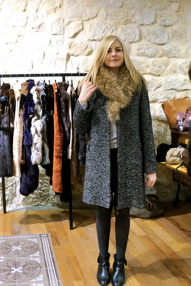 Yes Charlotte, you've got the best gift for the coming 2015! It'll be your lucky year! ;-) #manteau #Le132Turenne  #fashionshop #Paris #winterstyle #ParisStyle #shoppinginParis #apparel #Christmas #festivalseason #whatiwore #inspiration #outfit #ootd #wiwt #styliststyle #attitude #dopefashion #ateliervintage #ootdshare #attitude #original #uoonyou #urbanoutfitters #liketkit #dope #mode #moda #New #xmas #giftguide #wishlist