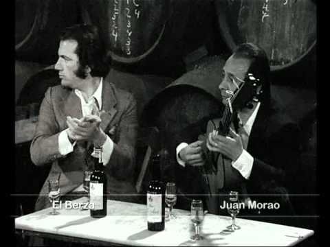 Rito y Geografía del Cante Flamenco - Fiesta gitana por bulerías - Juan Morao, Paco Cepero, Cameron, Turronero, Christobalina Suarez, El Mono y mas ...