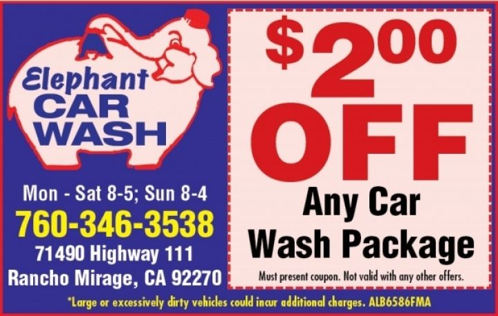 Elephant car wash coupon code