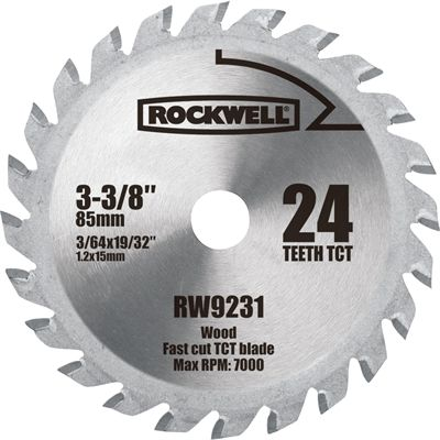 rockwell saw blade diameter 24 tooth dry continuous. Black Bedroom Furniture Sets. Home Design Ideas
