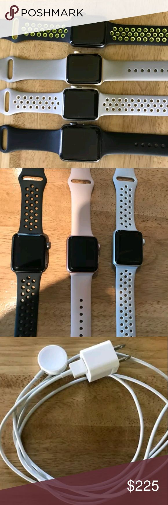 Apple watches (Series 2) Aluminum Case. Brand new just out of the box never worn. apple Accessories Watches