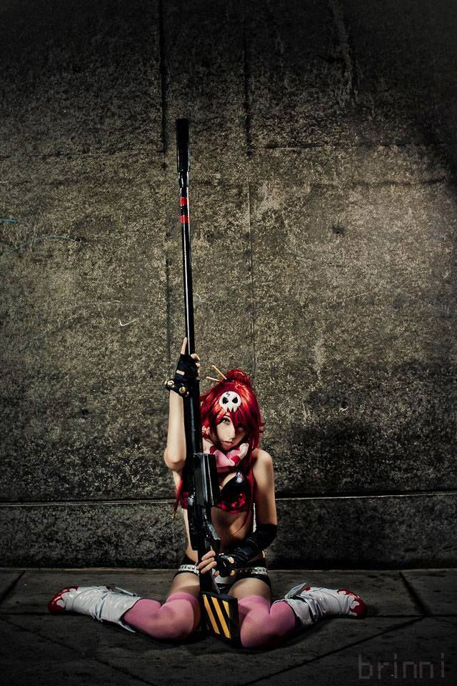 294 best Cosplay images on Pinterest | Awesome cosplay ... Yoko Littner Cosplay Bad