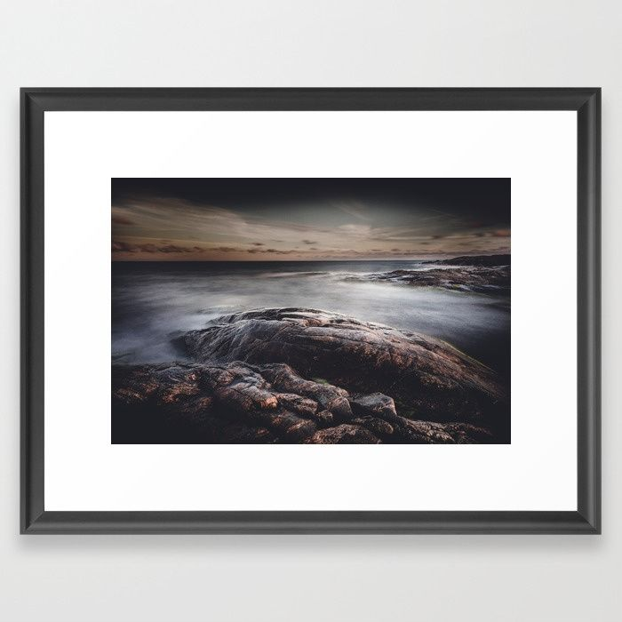 We are colliders Framed Art Print by HappyMelvin | Society6
