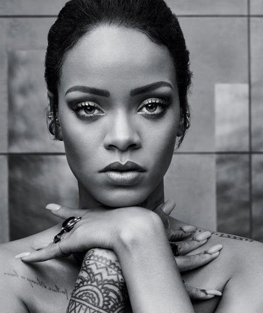 Rihanna por Craig McDean para The New York Times Style Magazine outubro 2015