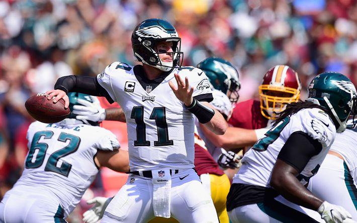 Hämta bilder Tom Brady, 4k, quarterback, amerikansk fotboll, NFL, New England Patriots