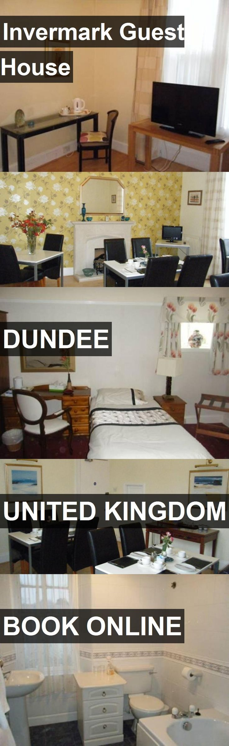 Hotel Invermark Guest House in Dundee, United Kingdom. For more information, photos, reviews and best prices please follow the link. #UnitedKingdom #Dundee #InvermarkGuestHouse #hotel #travel #vacation