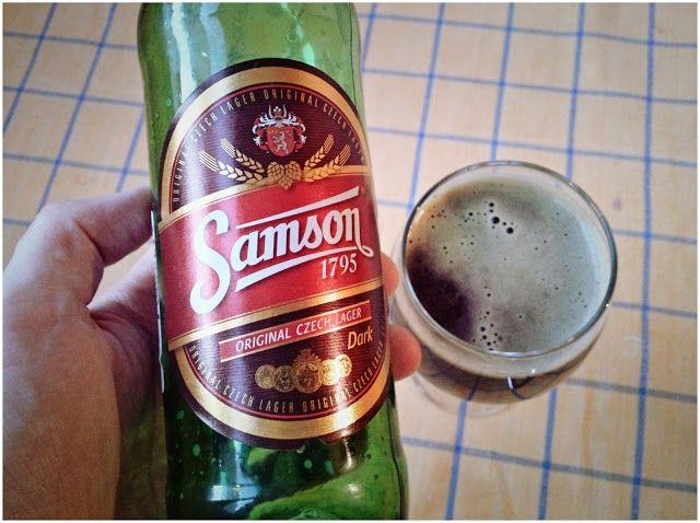 Sörcsap: Samson 1795 Dark