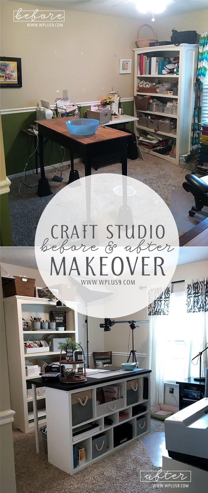 popular stores where can i buy new collection Stamp Away With Me: Craft Studio Makeover - Before & After w/Dawn ...
