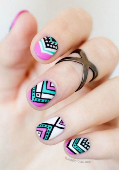 Nail Designs for Short Nails That You Can Try at home