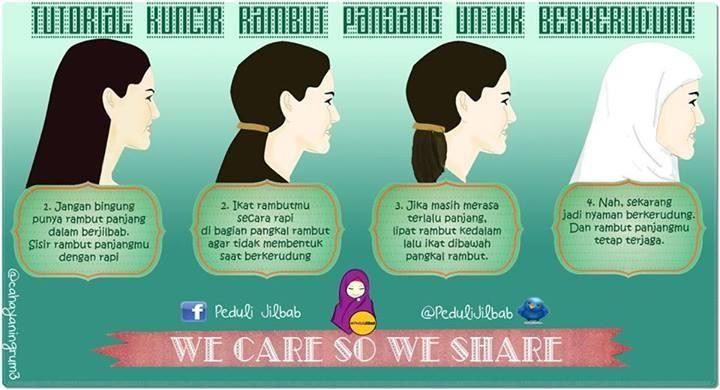 Ini :) RT @dinaberamal: tolong donk pic.. cara menggunakan jilbab syari dan tidak menimbulkan punuk unta =) syukron