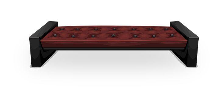 Soveværelse Bænk, Bænk, Møbler, Komfortabel, Moderne