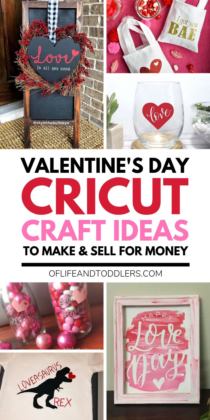 Make Money With Your Cricut Make And Sell These Crafts
