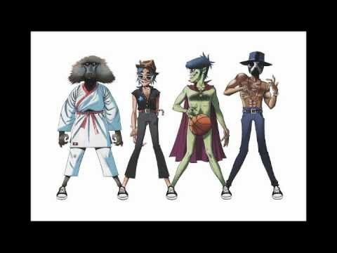 Gorillaz feat. Andre 3000 & James Murphy - Do Ya Thing - YouTube