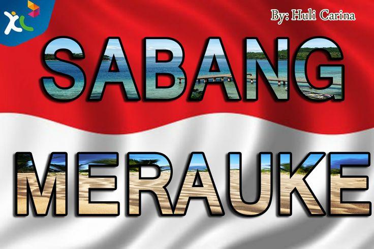 Intinya saya cinta Indonesia, dari Sabang sampai merauke semua indah mulai dari suku, agama, dsb. cinta XLalu sama Indonesia, Indonesia tanah airku <3